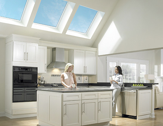 Velux Fixed Skylight Specification Intro