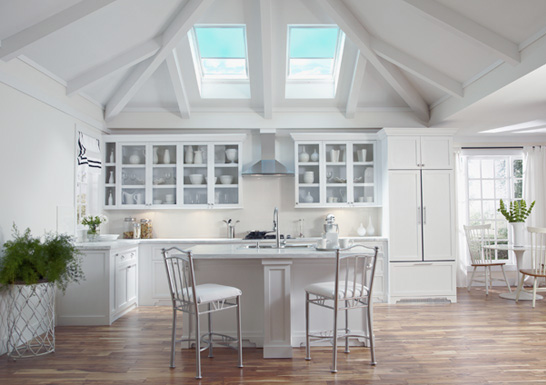 residential Skylights For Homes - Kitchen