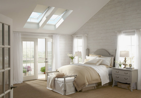residential Skylights For Homes - Bedroom