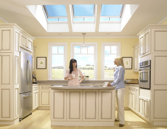 Velux Venting Skylight Specification Intro