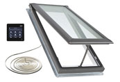 velux vse electric venting skylight