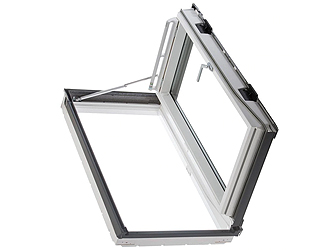 side hinged roof window